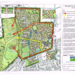 Abbotswood Romsey Site Map for Newts