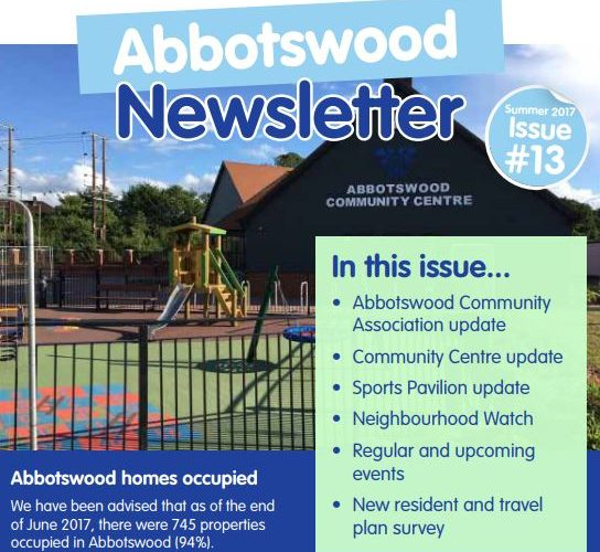 Residents Newsletters